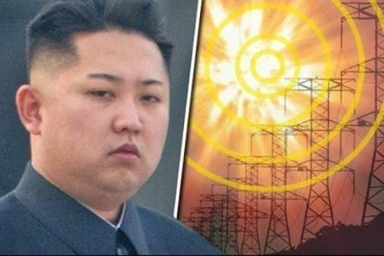 Cảnh báo Triều Tiên có thể xóa sổ 90\% dân Mỹ bằng bom xung điện từ 1