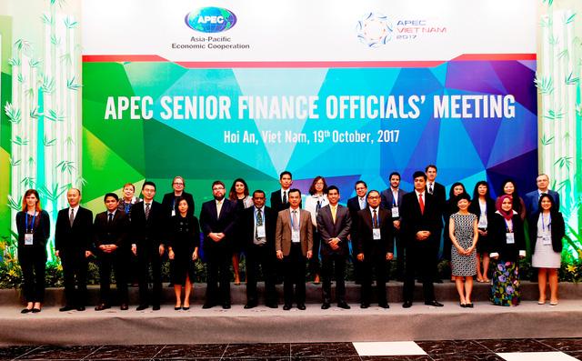 Khai mạc hội nghị Bộ trưởng Tài chính APEC 2017 2