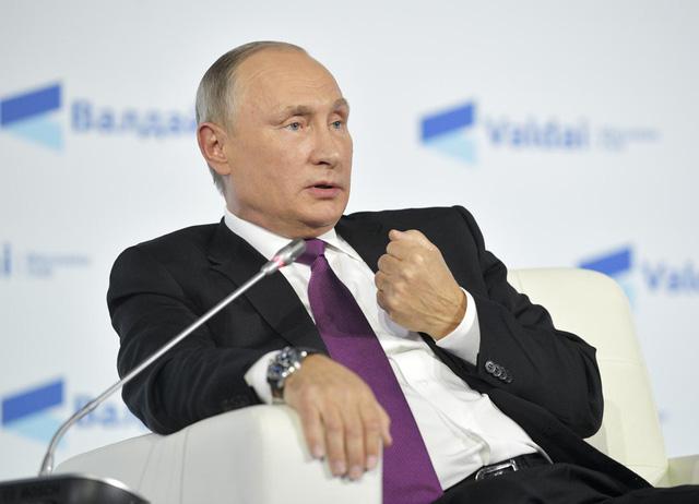 Hình ảnh Putin nói về sai lầm nghiêm trọng nhất trong 15 năm qua số 1