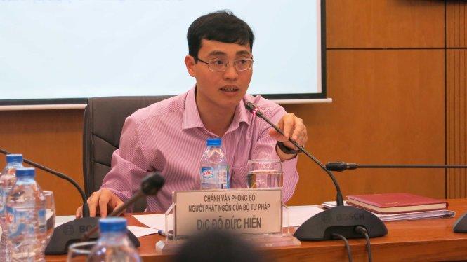 Bộ Tư pháp: Tuyệt đối không phê xấu vào Sơ yếu lý lịch của công dân 1