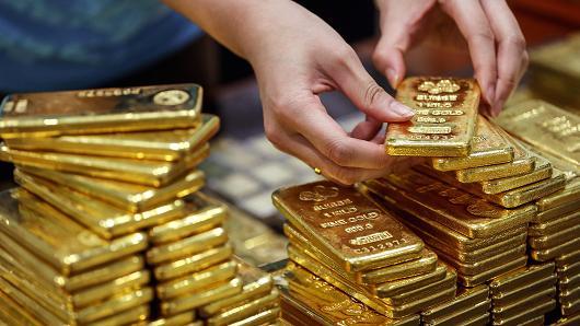 Giá vàng hôm nay 21/10: Vàng giảm mức kỷ lục sau ngày Phụ nữ Việt Nam 1