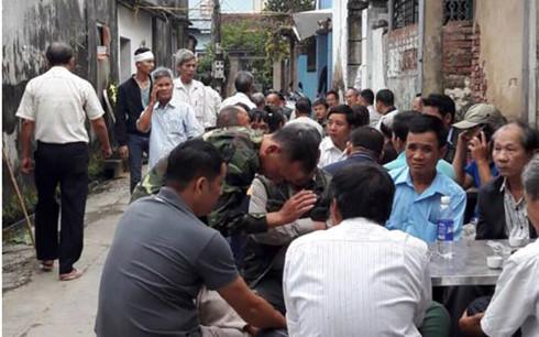 Hà Nội: Va chạm giao thông, lái xe ẩu đả khiến một người tử vong 1