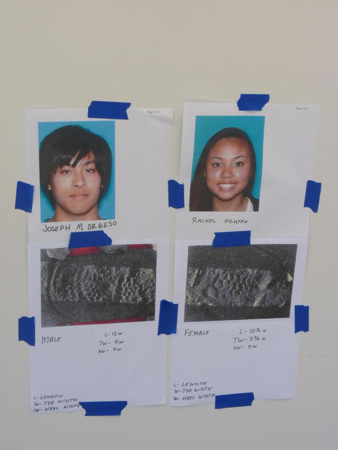 Cô gái gốc Việt và bạn trai tìm đến cái chết khi đi lạc trong sa mạc 3