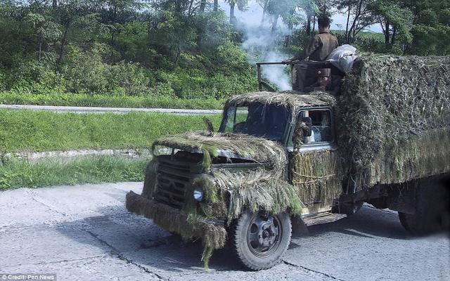 Lộ ảnh hiếm về quân đội Triều Tiên khiến nhiều người bất ngờ 11