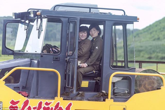 Lộ ảnh hiếm về quân đội Triều Tiên khiến nhiều người bất ngờ 10