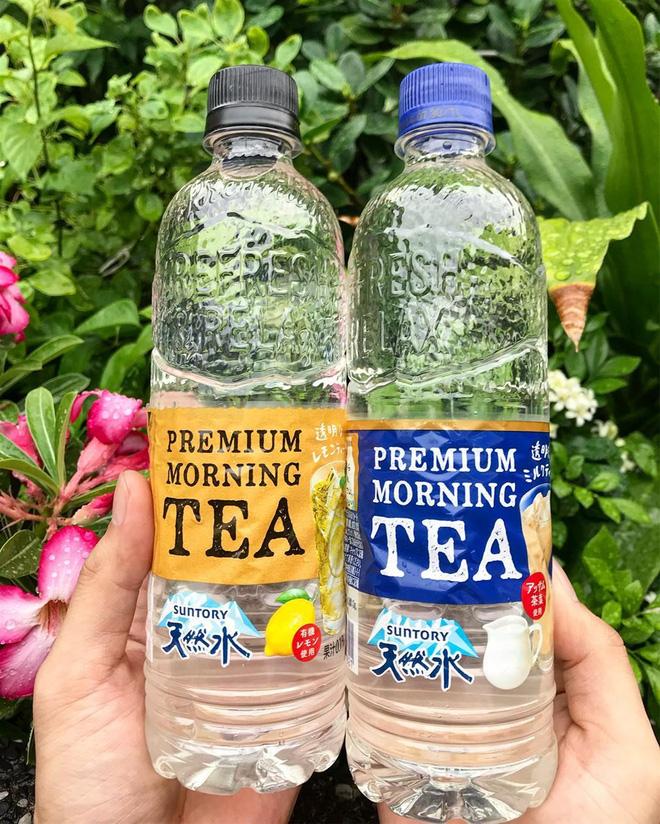 Những món ăn khiến bạn phải nể sự sáng tạo của ẩm thực Nhật Bản, nước lọc vị trà sữa là 1 trong số đó - Ảnh 2.