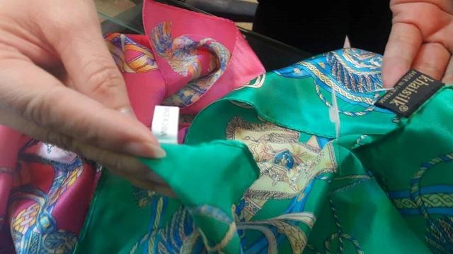 Dân làng dệt lụa Nha Xá gần 5 năm không bán sản phẩm nào cho Khải Silk 1