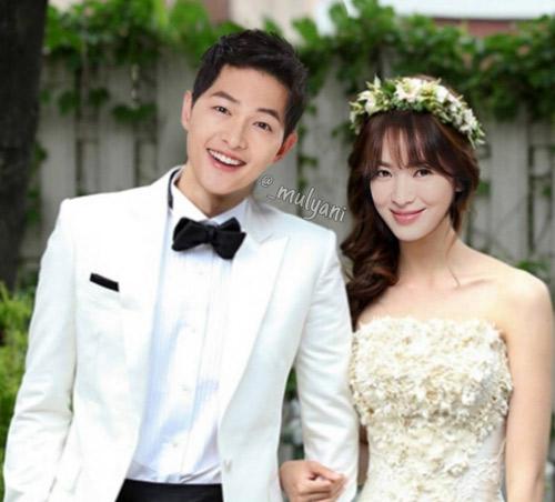 Người vợ ở Việt Nam gửi tâm thư khuyên bảo chú rể Song Joong Ki trước đám cưới thế kỷ 1