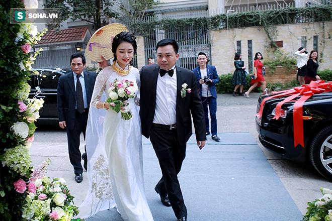 Hoa hậu Thu Ngân nói về quyết định lấy chồng đại gia hơn 19 tuổi: Nhìn body anh đã thấy an toàn 2