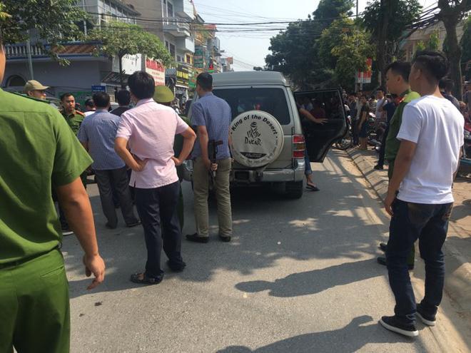 Toàn cảnh vụ dùng súng khống chế con tin ở Hà Nội 10