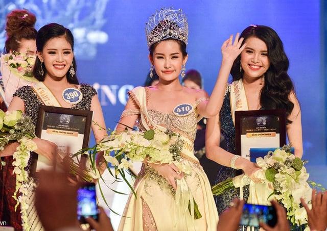 Cận cảnh nhan sắc 5 Hoa hậu bị ném đá dữ dội nhất ở thế giới và Việt Nam 15