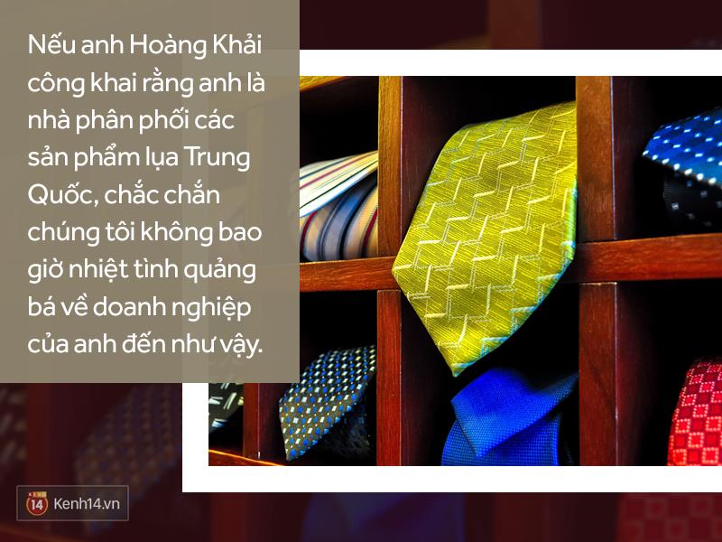 """Người Việt ở nước ngoài nói về """"lụa Tàu"""" Khaisilk: Niềm tin và sự tự hào về một thương hiệu lụa do người Việt làm ra đã sụp đổ sau một đêm 2"""