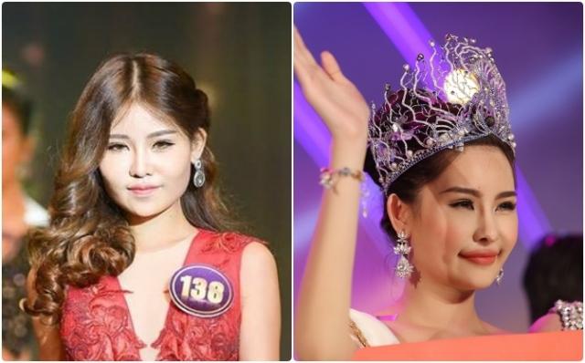 Cận cảnh nhan sắc 5 Hoa hậu bị ném đá dữ dội nhất ở thế giới và Việt Nam 18