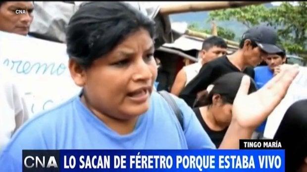 Người chết bất ngờ thở hổn hển trong đám tang khiến cả gia đình nháo nhào 2