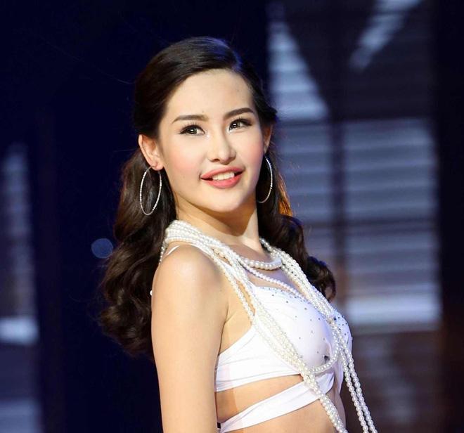 Tân Hoa hậu Đại dương: