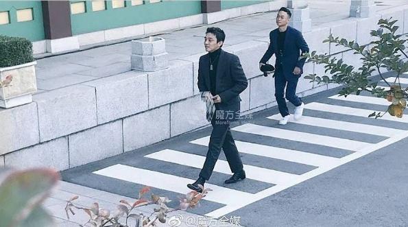 Hình ảnh Siêu đám cưới Song Hye Kyo - Song Joong Ki: Cô dâu chú rể lộ diện, khách mời nổi tiếng xuất hiện số 13