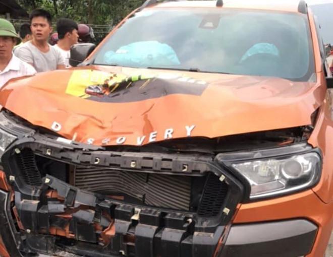 Lái ôtô đâm người tử vong, tài xế tháo biển số, rời khỏi hiện trường 1