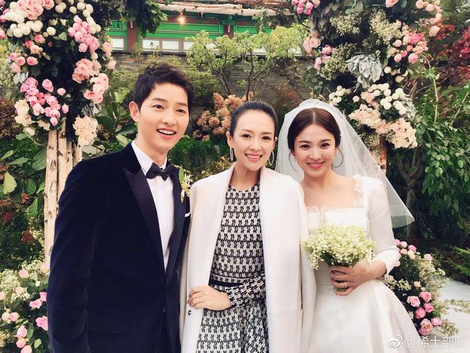 Vì sao đám cưới của sao Hoa ngữ thường hoành tráng hơn sao Hàn? 6
