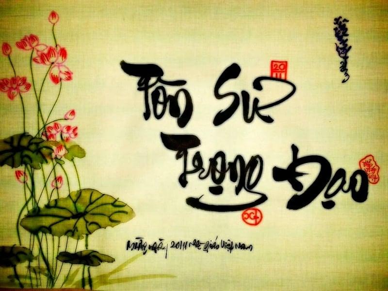 Ngày 20/11: Những bài văn hay và xúc động viết về thầy cô, giáo 1