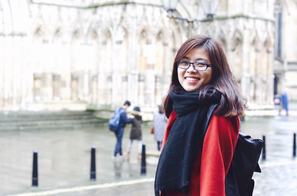 9x tốt nghiệp thạc sĩ xuất sắc ở Anh nói về 15 điều để hạnh phúc: Sống ảo ít thôi, đừng kết hôn quá sớm! 1