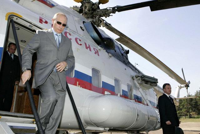 Cận cảnh dàn phương tiện hùng hậu phục vụ Tổng thống Putin 3