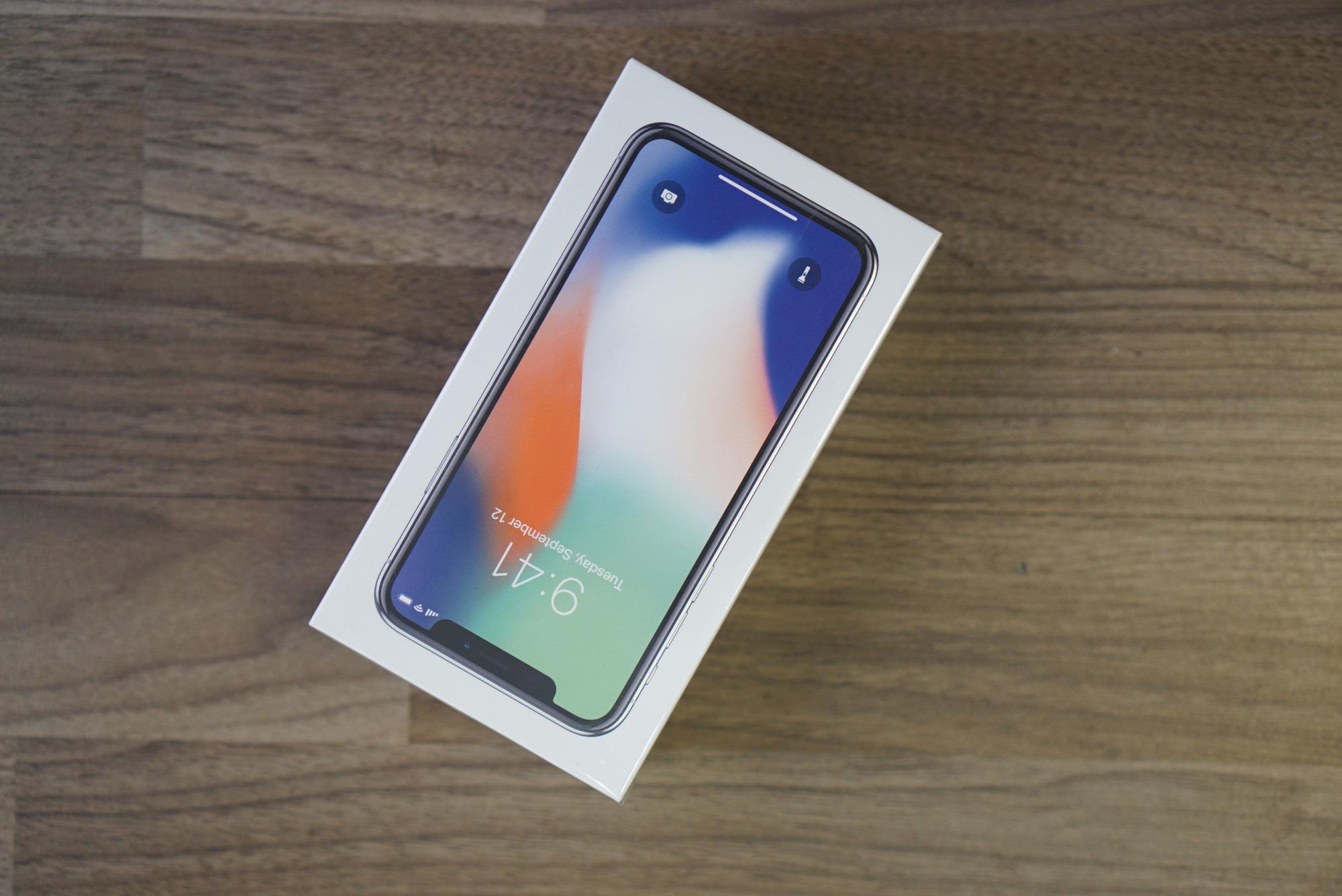 iPhone X giá 68 triệu đây rồi: Màn hình đẹp sắc sảo, thiết kế toàn diện, thao tác hoàn toàn mới 1