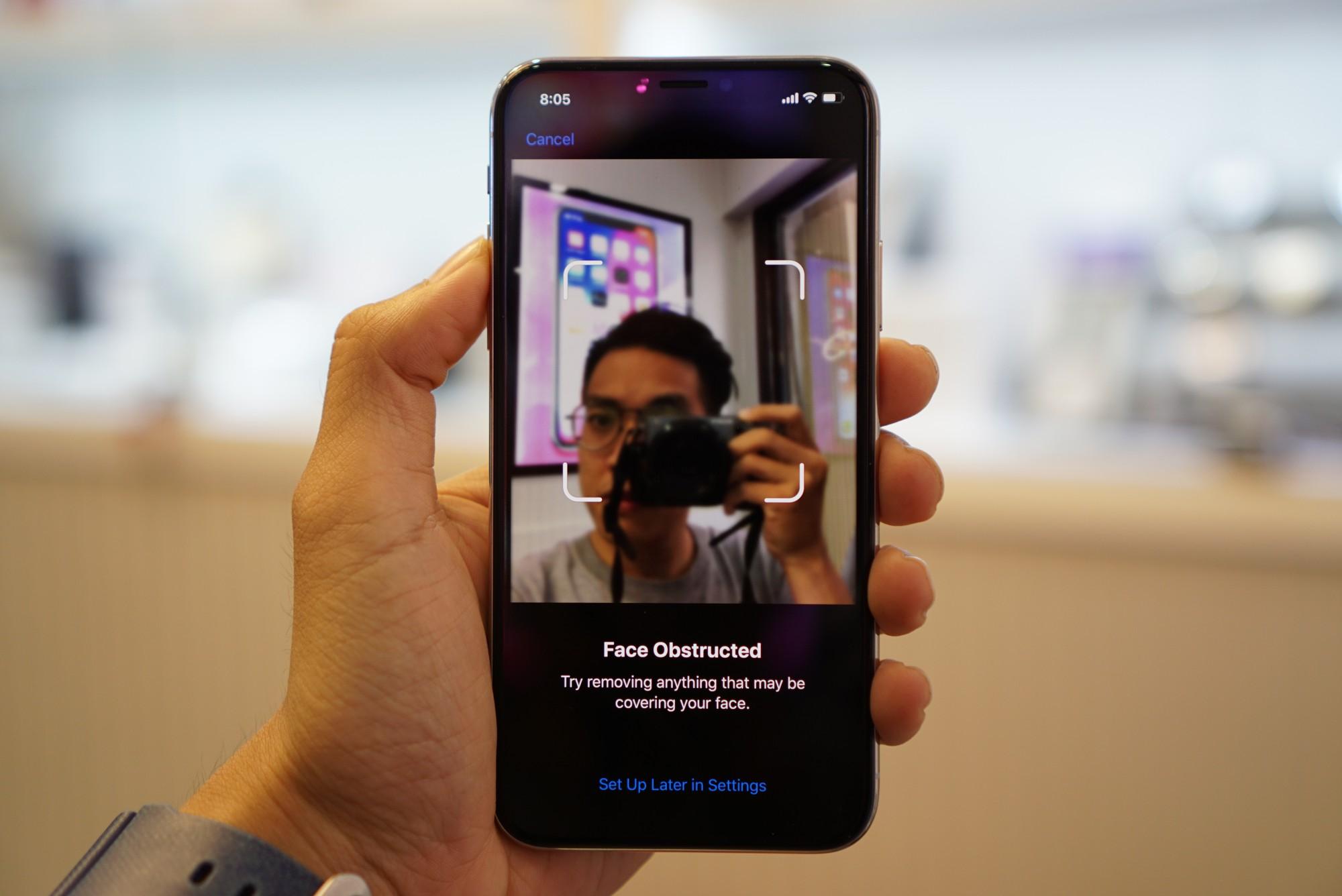 iPhone X giá 68 triệu đây rồi: Màn hình đẹp sắc sảo, thiết kế toàn diện, thao tác hoàn toàn mới 11