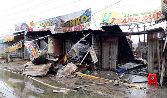 Bộ công an vào cuộc vụ 3 người chết cháy trong tiệm vàng 1