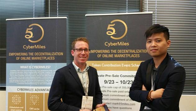 Hình ảnh Cybermiles: Dự án ICO nâng tầm phân cấp Thương mại điện tử số 5