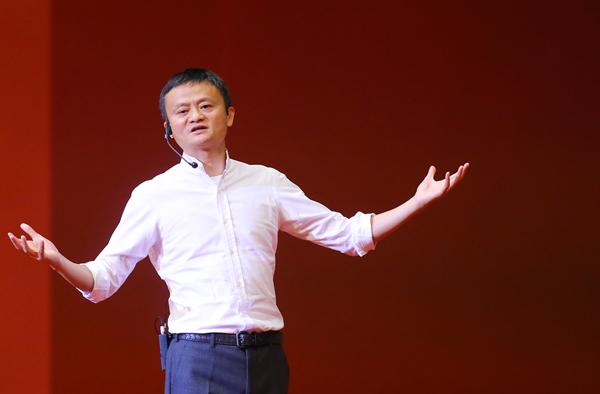 Jack Ma: Có phải tối nào người trẻ Việt Nam cũng xuống phố chơi không? Với một đất nước trẻ, việc của họ phải là làm ăn kinh doanh trên mạng chứ? 1