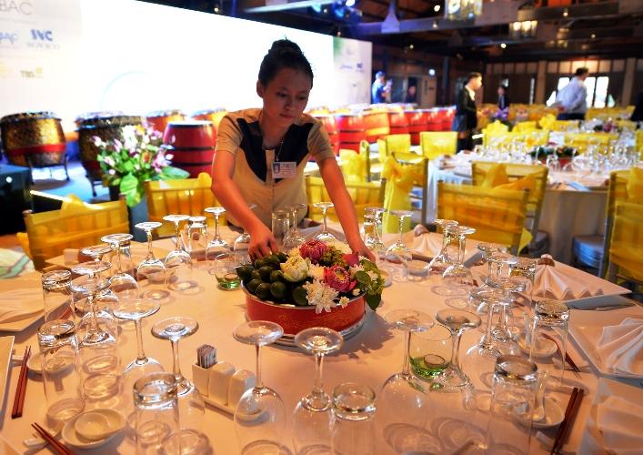 Hình ảnh Tiệc chiêu đãi thực khách APEC 2017 mang đậm sự thuần Việt số 2
