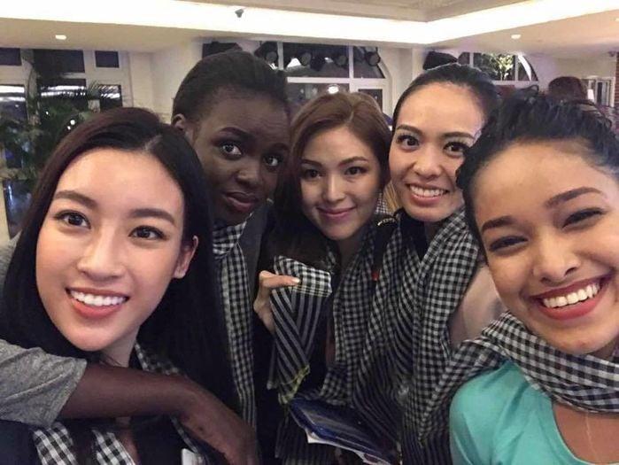 Hoa hậu Đỗ Mỹ Linh xuất sắc lọt vào Top 5 người đẹp được bình chọn nhiều nhất tại Miss World 2017 6