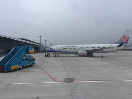 APEC 2017: Máy bay chở đoàn đại biểu đầu tiên đáp xuống Đà Nẵng 1
