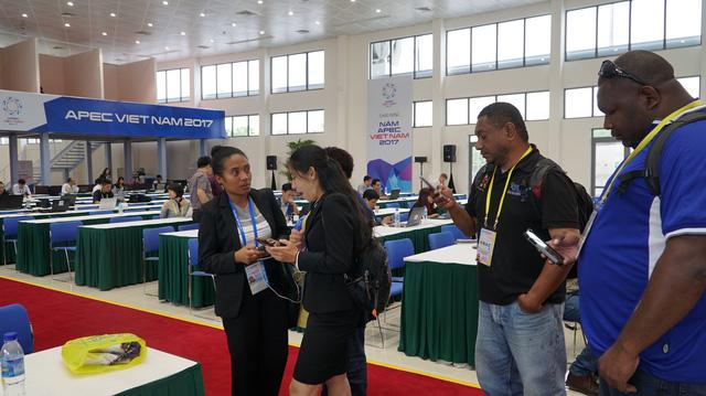 APEC 2017: Gần 3.000 phóng viên tới Đà Nẵng đưa tin 1