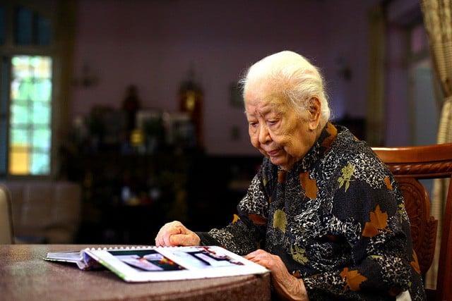 Người hiến 5.000 lượng vàng cho Nhà nước qua đời ở tuổi 104 1