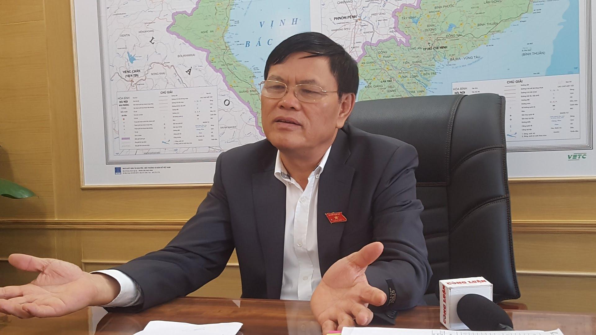Hình ảnh Hé lộ về đại gia Nam Định sở hữu trạm thu phí Tasco Quảng Bình số 2