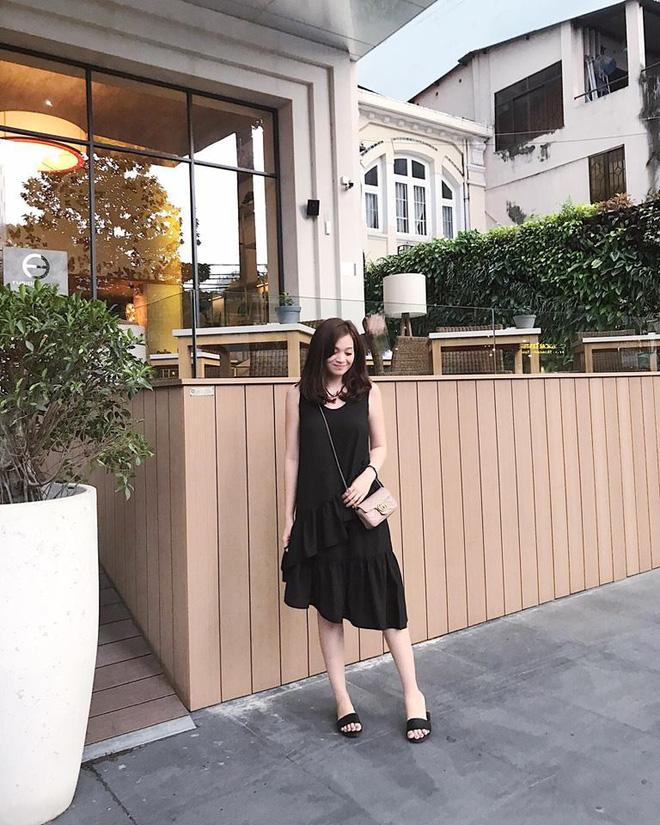 Sắp 30 đến nơi, cựu hot girl Ngọc Mon vẫn trẻ trung sành điệu, hưởng thụ cuộc sống viên mãn bên chồng kém tuổi 16