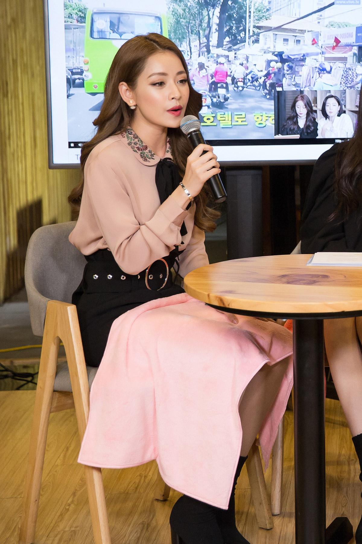 Chi Pu hát tiếng Hàn và phản ứng bất ngờ từ T-Ara 4