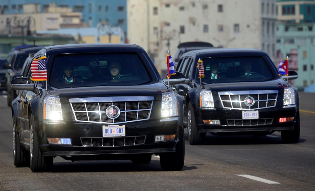 Cận cảnh loạt xe siêu sang của các lãnh đạo nền kinh tế APEC 3
