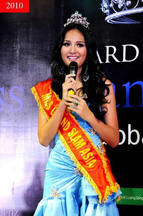Điều ít biết về cuộc sống hiện tại của Hoa hậu đẹp nhất châu Á Hương Giang 1