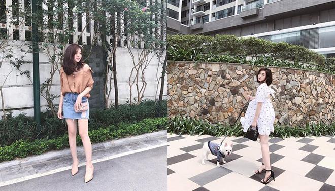 Sắp 30 đến nơi, cựu hot girl Ngọc Mon vẫn trẻ trung sành điệu, hưởng thụ cuộc sống viên mãn bên chồng kém tuổi 17