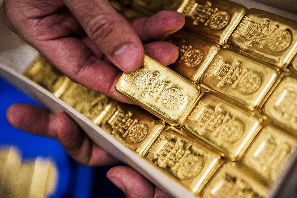 Hình ảnh Giá vàng hôm nay 9/11/2017: Bất ngờ tăng vọt số 1