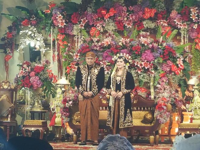 Đại sứ Việt Nam tại Indonesia kể về đám cưới giản dị, ấm cúng của con gái Tổng thống Widodo 1