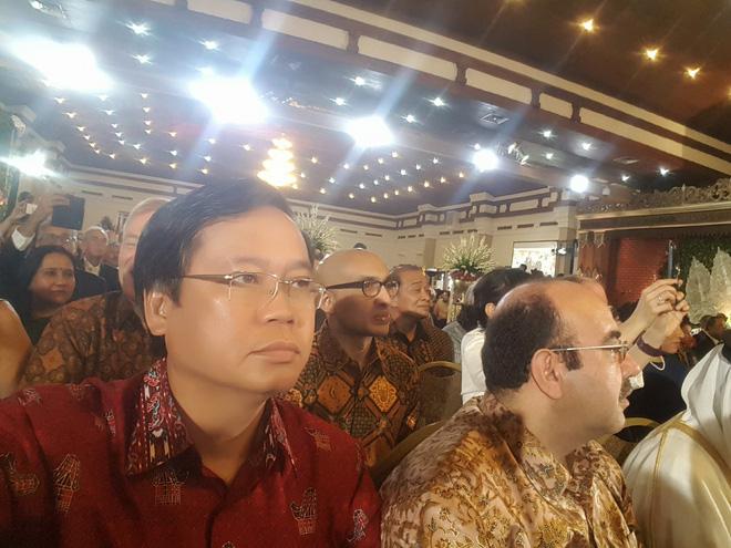 Đại sứ Việt Nam tại Indonesia kể về đám cưới giản dị, ấm cúng của con gái Tổng thống Widodo 2