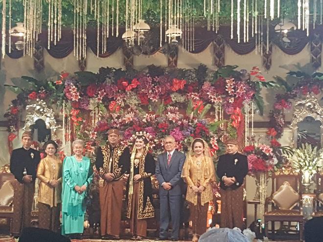 Đại sứ Việt Nam tại Indonesia kể về đám cưới giản dị, ấm cúng của con gái Tổng thống Widodo 5