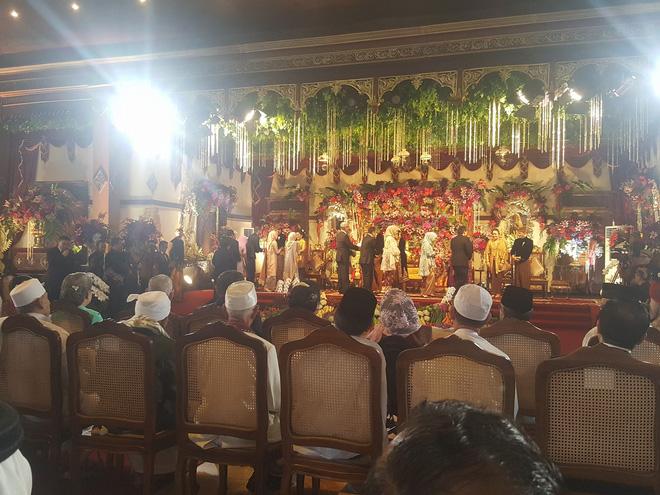 Đại sứ Việt Nam tại Indonesia kể về đám cưới giản dị, ấm cúng của con gái Tổng thống Widodo 6