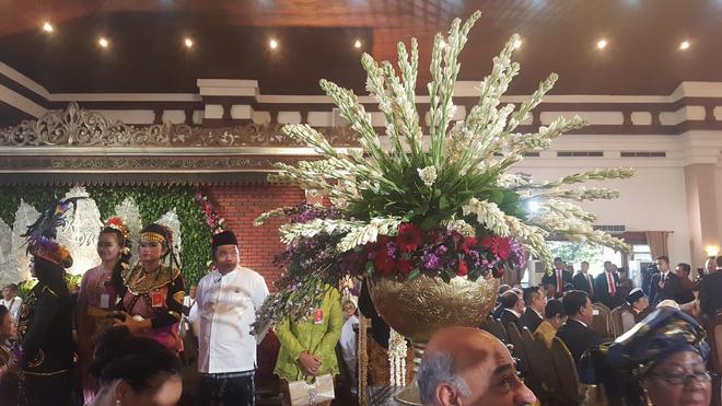 Đại sứ Việt Nam tại Indonesia kể về đám cưới giản dị, ấm cúng của con gái Tổng thống Widodo 3