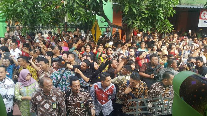 Đại sứ Việt Nam tại Indonesia kể về đám cưới giản dị, ấm cúng của con gái Tổng thống Widodo 10