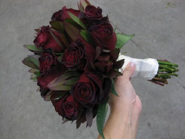 Xôn xao loài hoa hồng đen cực quý hiếm, chỉ trồng được ở duy nhất 1 ngôi làng 6