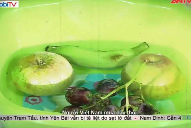 Hé lộ bí mật công nghệ khiến hoa quả nhập từ Trung Quốc về Việt Nam tươi mãi không héo - Ảnh 4.
